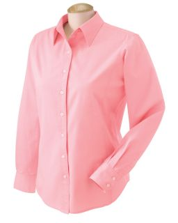 Devon Jones Classic Ladies Premium Twill Shirt D590W
