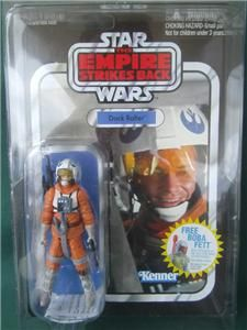 Kenner Star Wars Empire Strikes Back Dack Ralter Action Figure