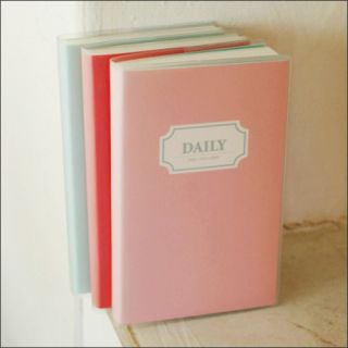 Handy Weekly Planner Journal Organizers Desin Daily Mini Diary