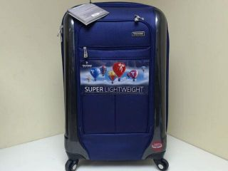 Ricardo Beverly Hills Crystal City 24 Expandable Spinner Upright