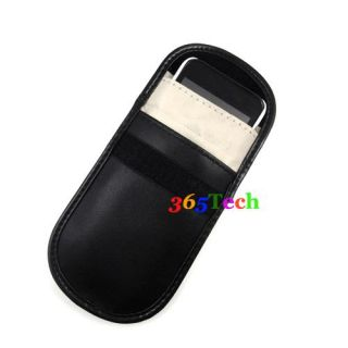 RF Shield Block Pouch Mobile Cell Phone Cover Anti Radiation Shielding
