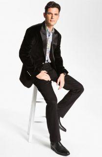 Robert Graham Sportcoat & AG Jeans Straight Leg Jeans