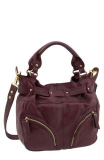Steven by Steve Madden Grommeted Crossbody Tote
