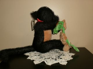 Brand New with Tags Monkey Clutching a Vine by Peek A Boo Toys