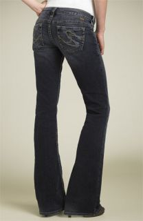 Silver Jeans Tuesday Bootcut Stretch Jeans (Juniors)