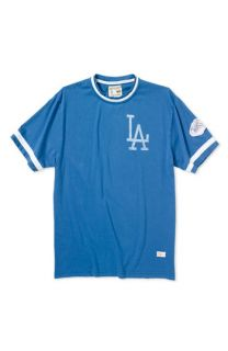 Red Jacket Los Angeles Dodgers Crewneck T Shirt (Men)