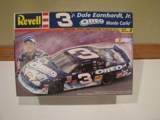 Revell 3 Dale Earnhardt Jr Oreo Monte Carlo Model Kit 1 24 scale