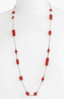 kate spade new york jewelbar long station necklace