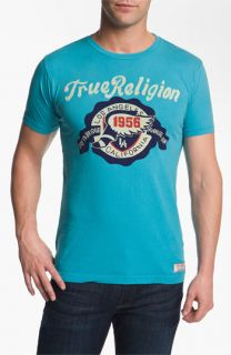 True Religion Brand Jeans Trackmeet T Shirt
