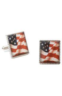 Penny Black 40 American Flag Cuff Links