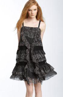 Diane von Furstenberg Taleen Printed Chiffon Dress