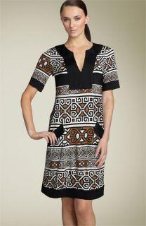 Diane von Furstenberg Caden Silk Jersey Dress