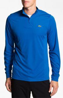 Lacoste Super Dry Quarter Zip Shirt