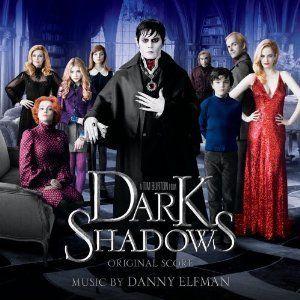 Shadows Original Score 5 8 by Danny Elfman CD 2012 794043160110