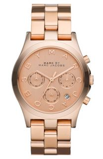 MARC BY MARC JACOBS Henry Chronograph Bracelet Watch