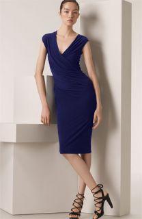 Donna Karan Collection Twisted Jersey Dress