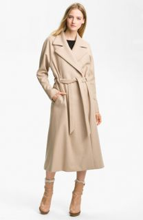 Cacharel Long Belted Coat