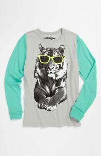 Jem Cool Cat   Color Glow™ T Shirt (Big Boys)