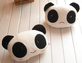 Pcs Cute Panda Car Seat Neck Car Pillow Seat Neck Headrest Comfort