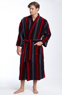 Long Terry Cloth Robe