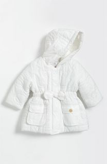 LITTLE MARC JACOBS Hooded Puffer Jacket (Infant)