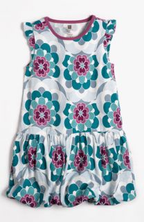 Tea Collection Print Bubble Dress (Little Girls & Big Girls)