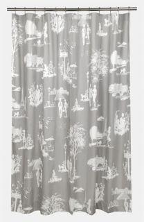 Blissliving Home Madeline Shower Curtain