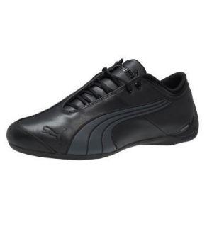 New Puma Mens Shoes Future Cat M1 Lux Black Grey Cross Training Shoes