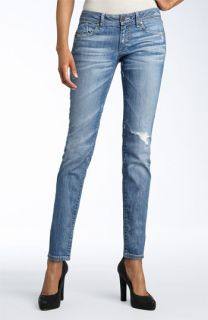 Dylan George Cara Skinny Stretch Jeans (Darnit Wash)