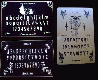 Danzig Misfits Samhain Spirit Ouija Board Set Ed SND