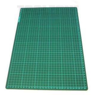 A2 A3 A4 Cutting Mat Self Healing Printed Grid Lines Knife Board