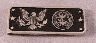 Cavalry Money Clip US Army Units Armored CAV Division Regiment