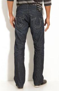 True Religion Brand Jeans Bobby Titan Straight Leg Jeans (Nashville Wash)