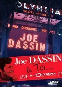 Joe Dassin Ses Plus Grands Success Live Olympia New DVD