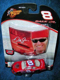 DALE EARNHARDT JR WINNERS CIRCLE NASCAR WINSTON NEXTEL CHAMPIONS CHASE