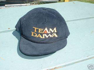 Ball Cap Hat Team Daiwa Fishing Rod Reel Line H439