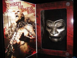 300★LIMITED Collectors Edition Mask Gift Set DVD New