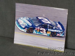 Dale Earnhardt Jr NASCAR Monte Carlo 3 Oreo Car Photo