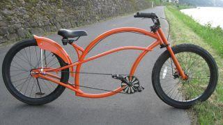 Custom Bicycle Chopper Bike Beach Cruiser 3 Speed