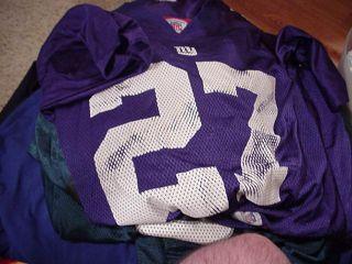 New york Giants Dayne 27 jersey adult Medium