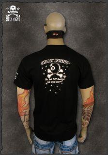 original billy eight 666 las vegas killer streetwear T Shirt Shirt Tee
