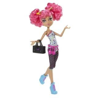 Monster High Dance Class Howleen Doll Hip Hop