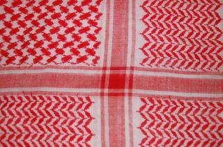 Authentic Middle East Saudi Arabia head scarf turban (keffiyeh)