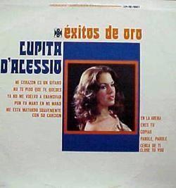 Lupita DAlessio Y Jorge Vargas LP Exitos de Oro