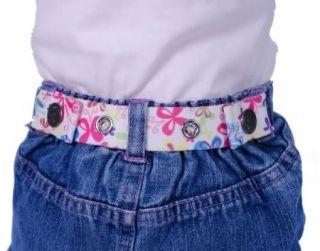 New Toddler Boys Girls Dapper Snapper Adjustable Belt Pick Color