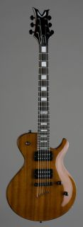 the dean doa 2010 deceiver electric guitar mahogany features mahogany