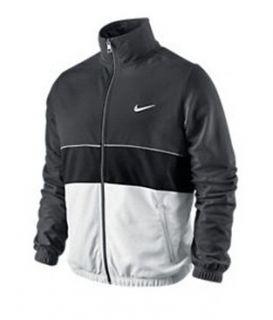 Clio Tracksuit Warm Up Size M Gray White Jacket Pants Training