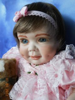 Daisy 22 Victorian Baby Cute as Can Be