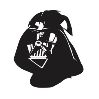Darth Vader Star Wars Vinyl Decal Sticker