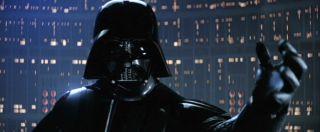 Star Wars Darth Vader Musical Holiday Water Snow Globe *Christmas